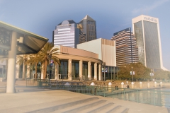 Downtown Jacksonville, Times Union Center for Performing Arts