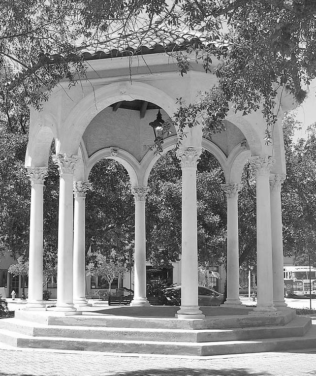 plaza near The Lofts San Marco