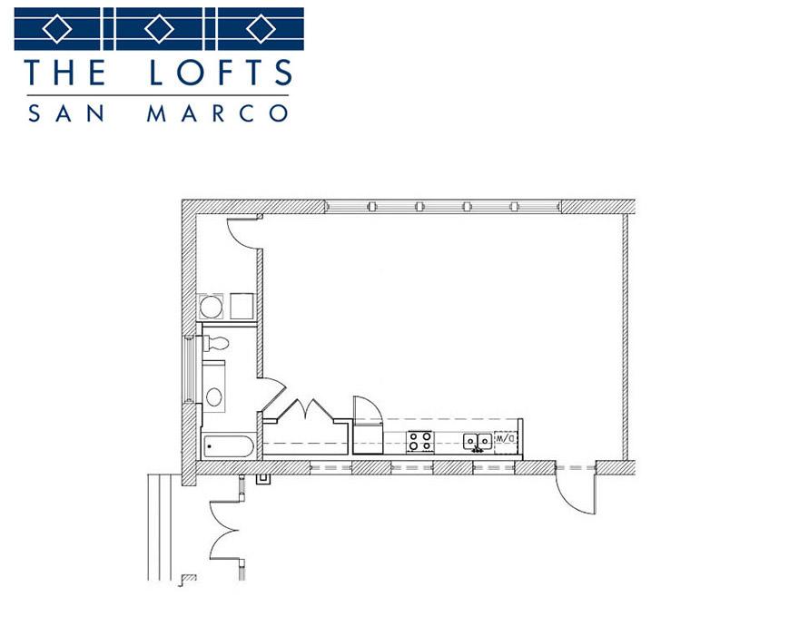 Lofts San Marco Style 1